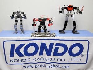 第20回 ROBO-ONE開催! 2012年3月25日