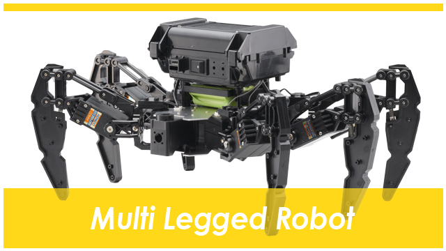 多脚ロボット