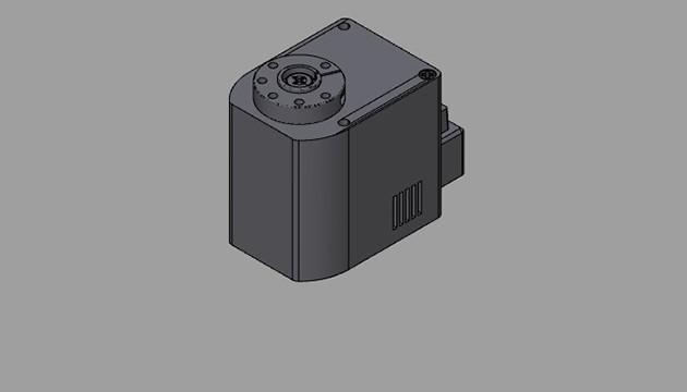 サーボの3Dデータを公開しました!