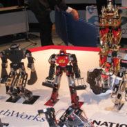 第17回ROBO-ONE開催! 2010年3月21日