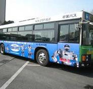 KHRシリーズが都バスに登場!