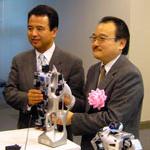 KHR-2HV 「今年のロボット」大賞2006 中小企業特別賞 受賞!