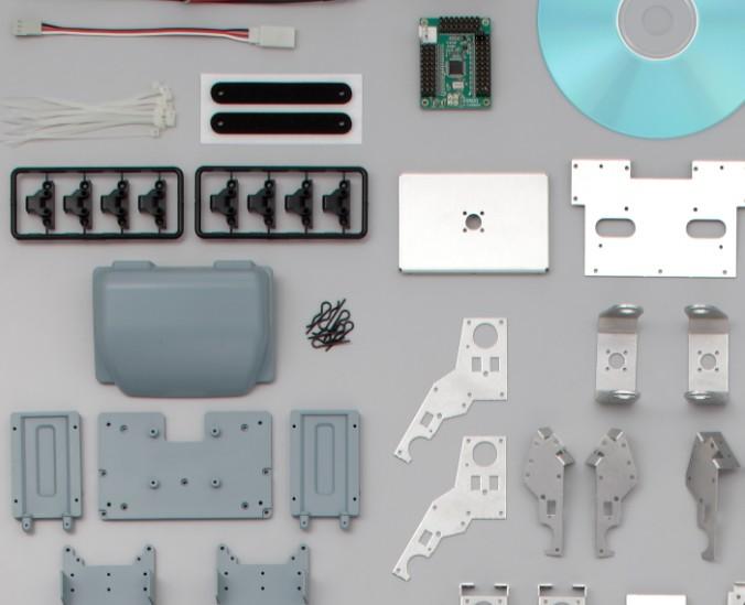 KHR-3HV_parts