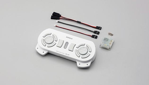 無線コントローラーを搭載する