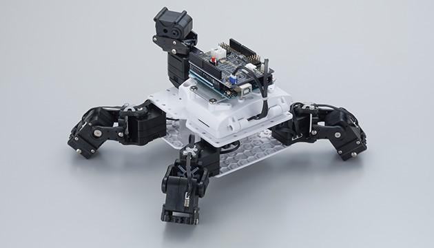 KXR-L4T-R カメ型・ローバー型 Ver.2発売のお知らせ
