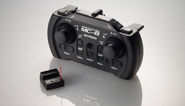 マルチコントローラーMC-8 発売!