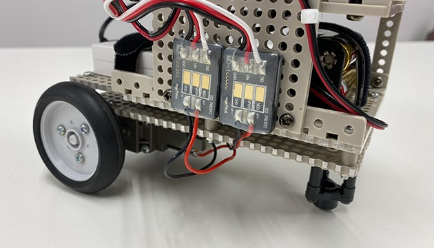 スピードコントローラMD-1をRaspberryPiから制御する