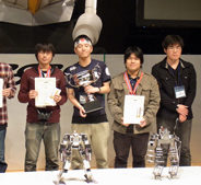 第22回Robo-One 2013年2月28日