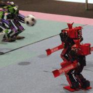 第2回ROBO-ONE SOCCERが開催されました。