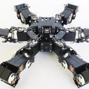 レックデザイン社製品「多脚ロボットEXOS」発売